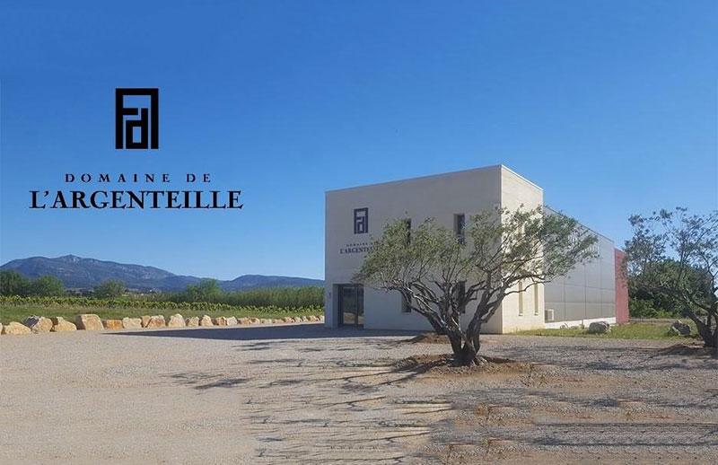Domaine viticole de l'Argenteille en Languedoc