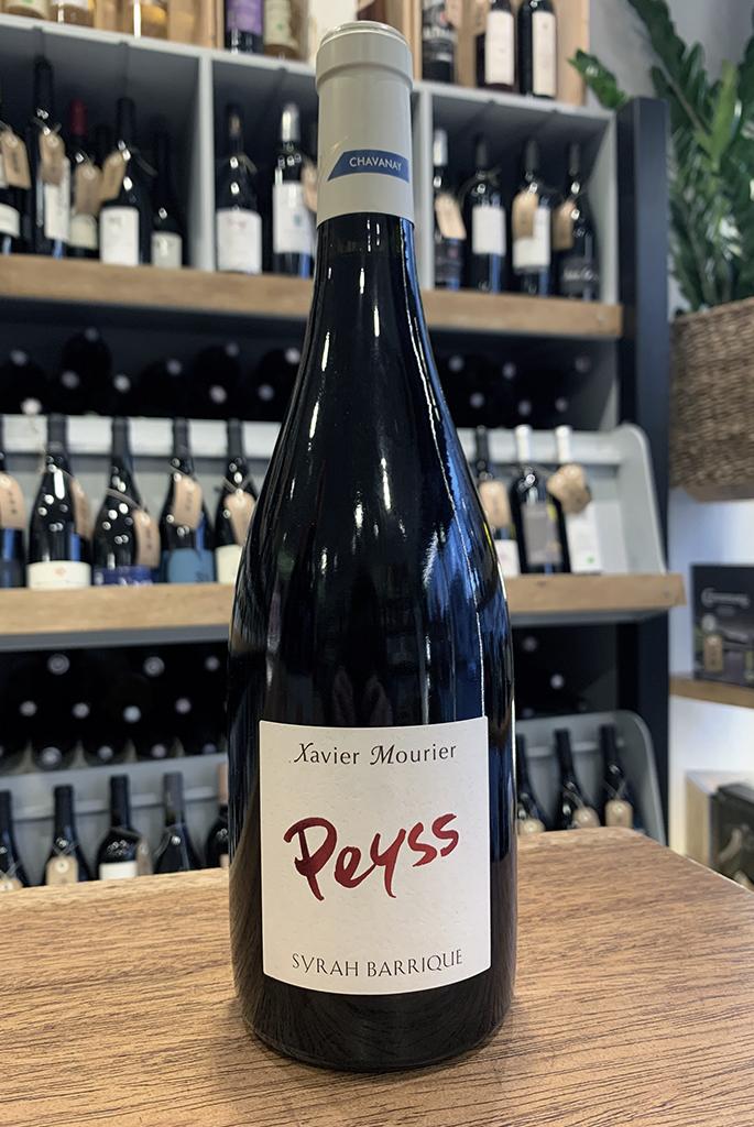 Sélection de vin rouge Peyss, cépage syrah